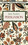 Persuasion (Dover Thrift Editions), Jane Austen, 0486295559