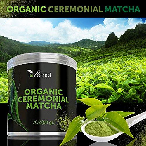 Green Kitchen Jeddah: Organic Ceremonial Matcha