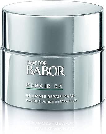 Doktor Babor Ultimate Repair Mask, rijk crèmemasker, voor huidregeneratie, voor een gelijkmatigere huid, met panthenol, voor alle huidtypes, 50 ml