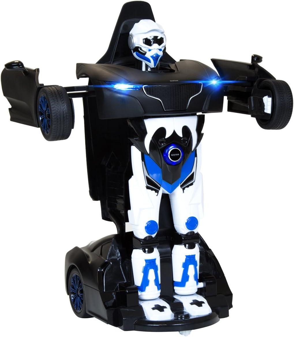 Charles Bentley Rastar RS X Man Transformer Spielzeug Auto