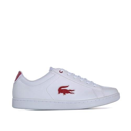 Lacoste - Zapatillas para niño, Color Blanco, Talla 36 EU: Lacoste: Amazon.es: Zapatos y complementos