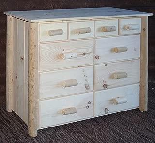 product image for Lakeland Mills Frontier Dresser, Light Honey , Gold