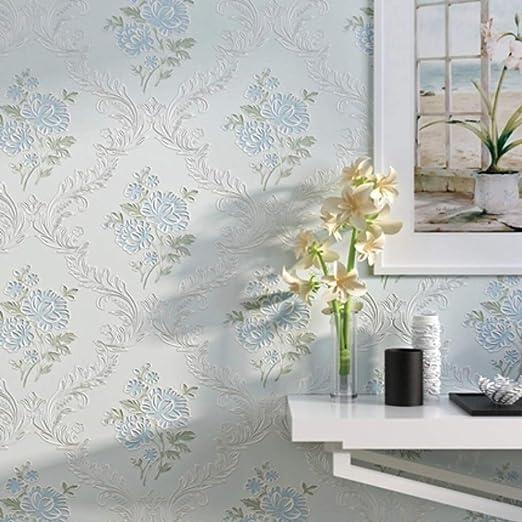Estilo Coreano Hermoso 3D Roto Flor Dormitorio Sala De Estar Sofá ...