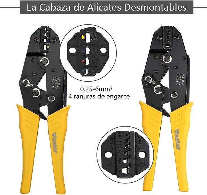 Alicates de corte diagonal de precisi/ón de 130 mm para cables el/éctricos cortadores laterales con mango de PVC para electr/ónica