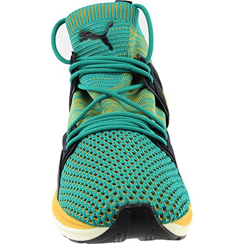 Green Men's Evoknit PUMA Limitless Blaze Sneakers Select Glory Of High aWnqzW51