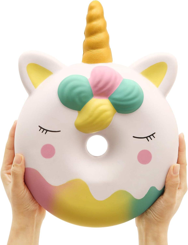 Anboor Mini Unicorn a lenta Crescita Kawaii profumato Morbido Squishies Animal Toy Prime Economico 1 Pz Colore Casuale