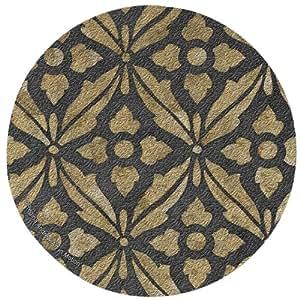Thirstystone Museum Ebony Cork Coaster Set