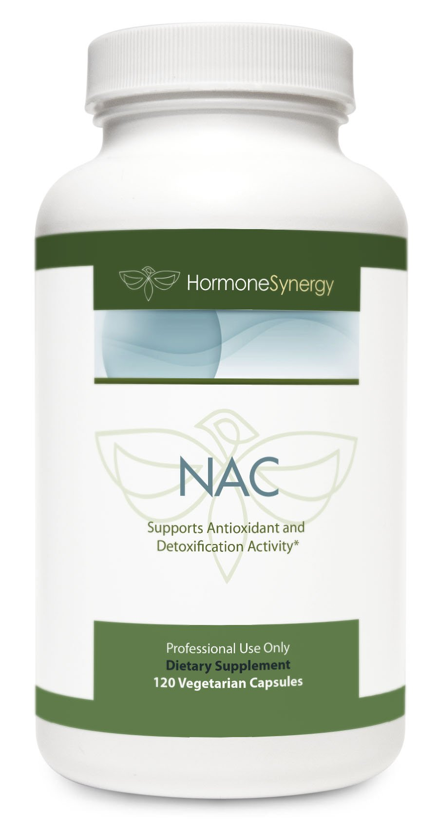 NAC | 900 mg N-Acetyl-L-Cysteine PER CAPSULE | 120 Vegetarian Capsules | Supports Glutathione production, Antioxidant and Detoxification Activity*