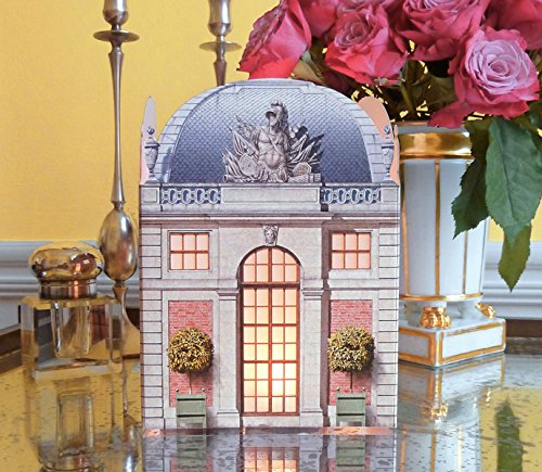 Architectural Watercolors Table Lantern, The Gatehouse, 6