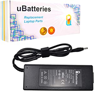 UBatteries Compatible 19V 120W AC Adapter Charger Replacement For Toshiba Satellite A215 A300 A305 A65 A70 A75 A660 A665 A665D P50 P50T P55 P55T P70 Replacement Toshiba Part# PA5083U-1ACA PA5083E-1AC3