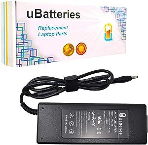 UBatteries Compatible 19V 120W AC Adapter Replacement Charger for Toshiba Part# PA3165U-1ACA PA3290U-2ACA PA3290U-3ACA PA3336U-1ACA PA5083U-1ACA PA5181U-1ACA PA5083E-1AC3 PA3717E-1AC3 PA3717U-1ACA