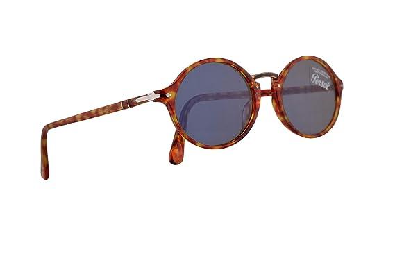 c1d4f50f15883 Amazon.com  Persol PO3208S Typewriter Evolution Sunglasses Tortoise ...