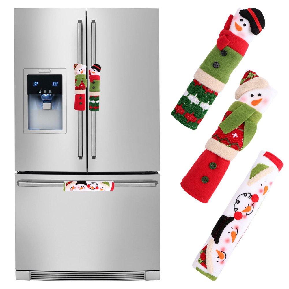 Aparty4u - Tirador para Puerta de frigorífico, diseño de muñeco de ...