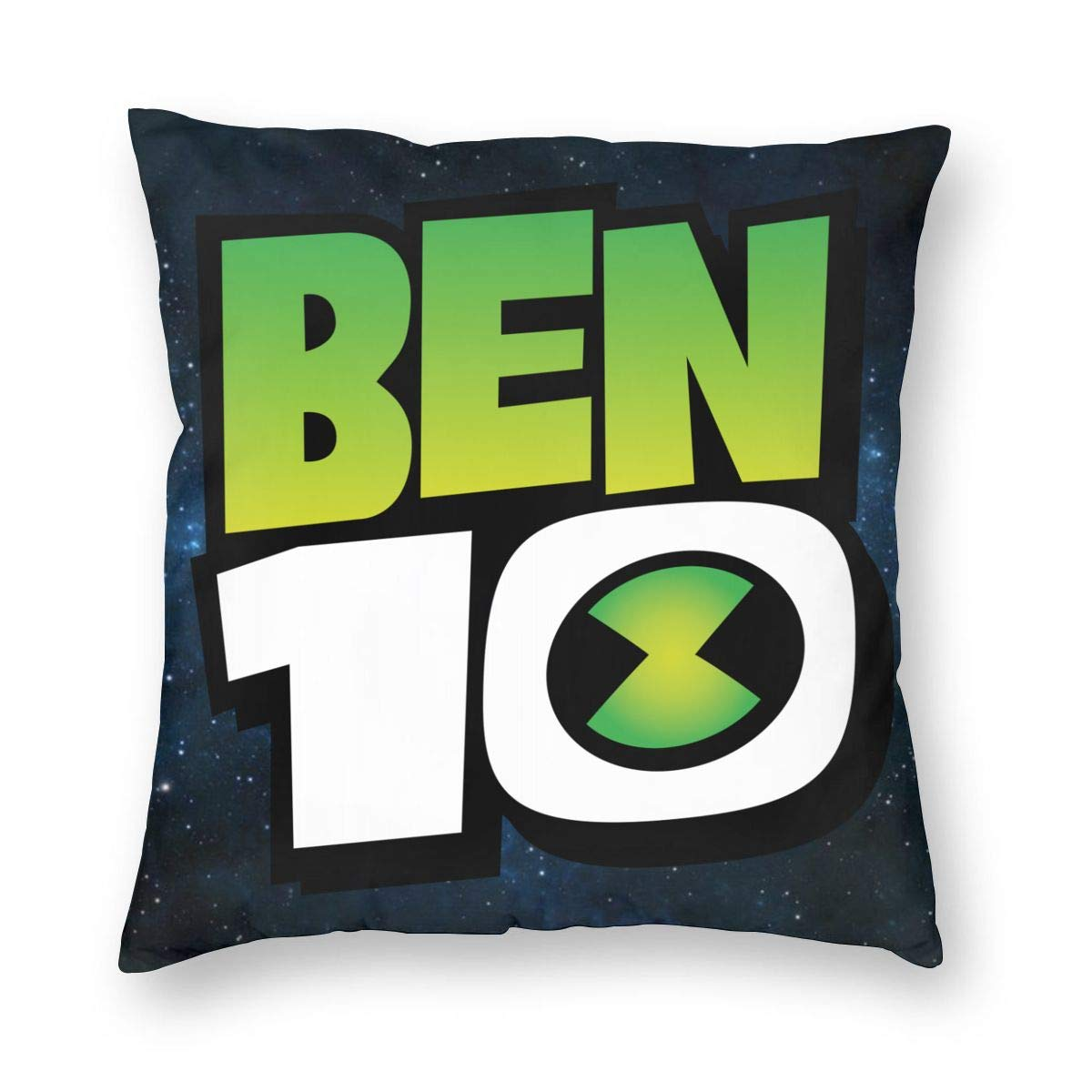 "Hey! May Ben-10 and Alien Hero Bedding Pillow Cases Ultra Soft Microfiber Pillowcase Set 22""x22"""