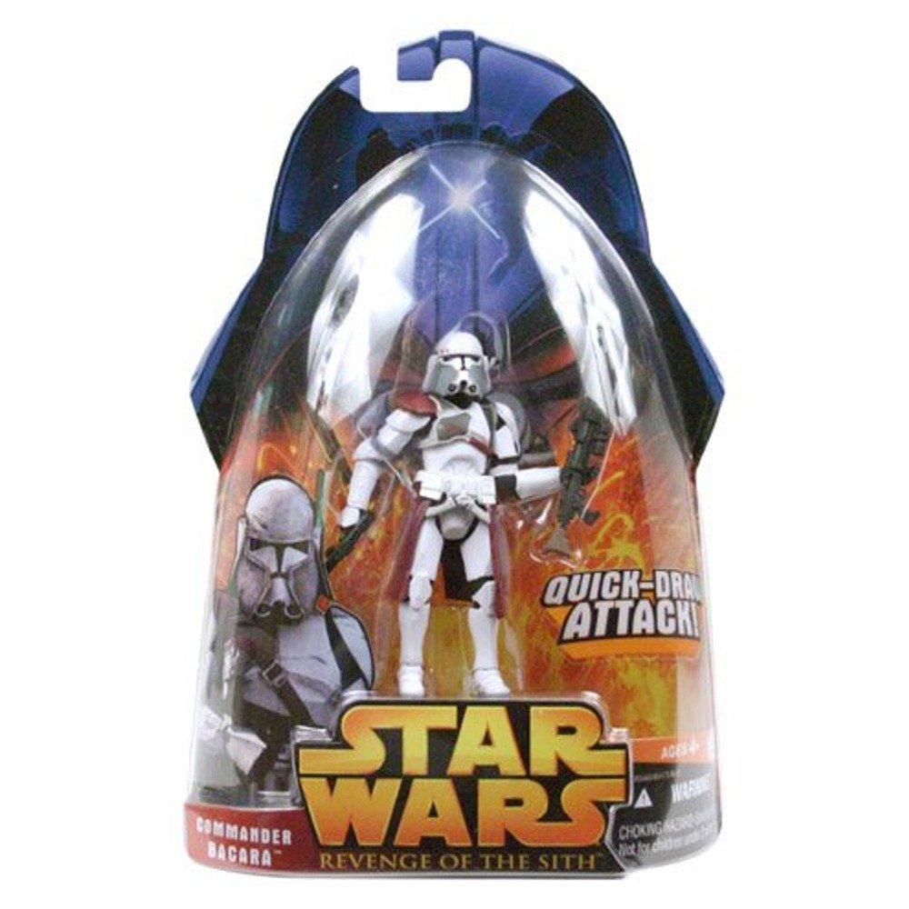 Hasbro Star Wars E3 BF76 COMMANDER BACCARRA 85563 mon0000127441