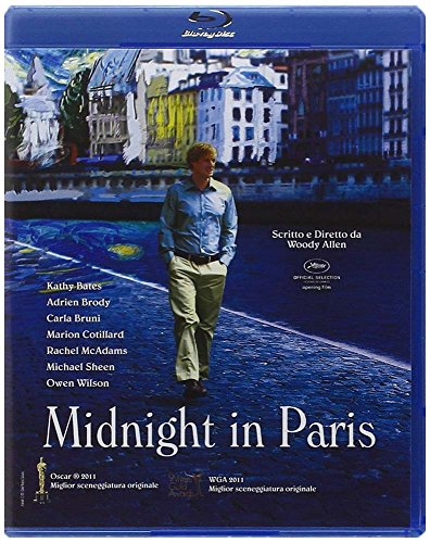 Midnight In Paris [Blu-ray] [Import anglais]