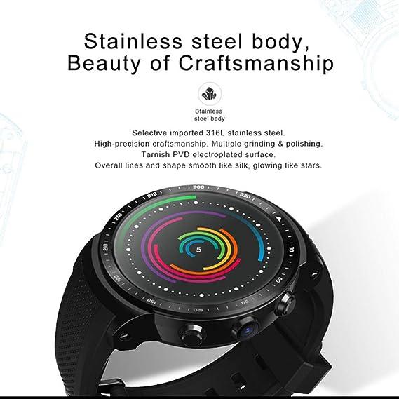 Zeblaze Thor Pro 3G Smartwatch, Android 5.1 Quad Core GPS ...