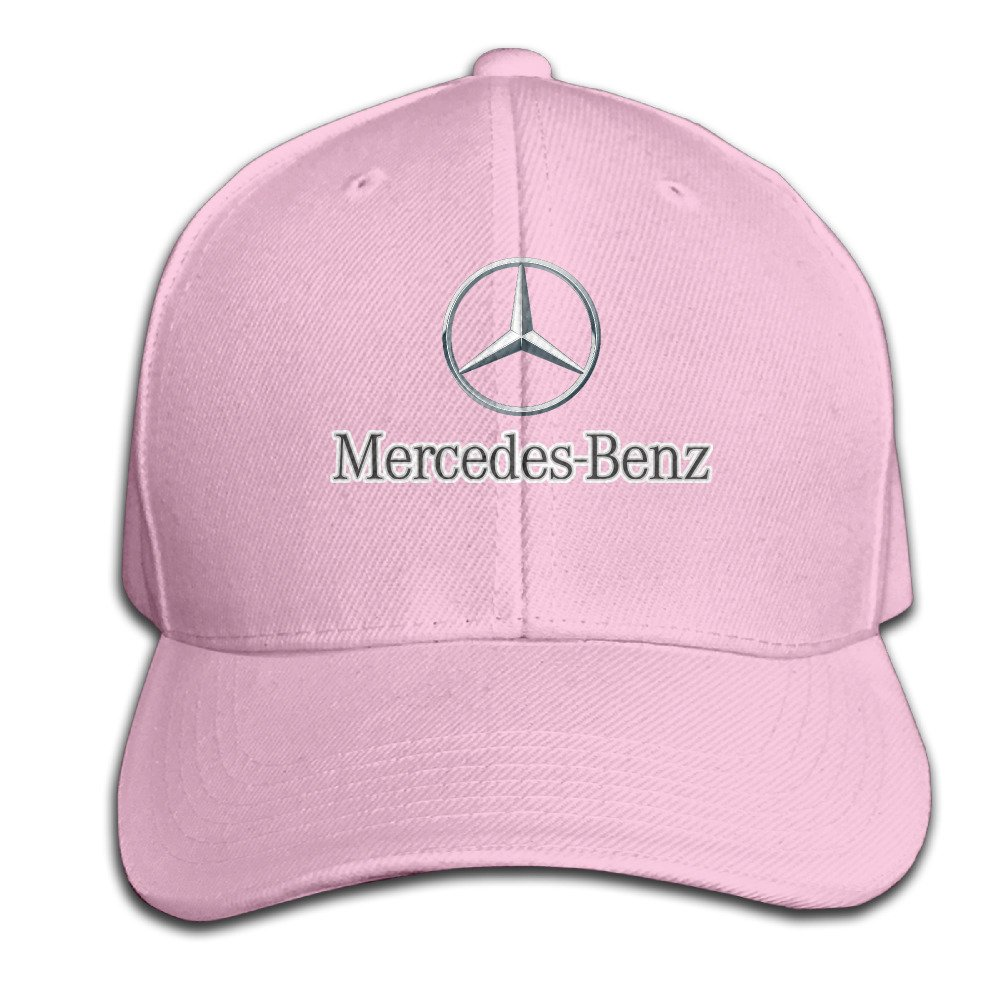 Iyaya nueva moda Mercedes-Benz ajustable visera sombreros: Amazon ...