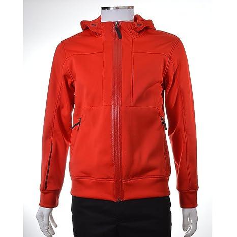 Puma Scuderia Ferrari Softshell Chaqueta 564227 – 02, todo el año, color rojo,