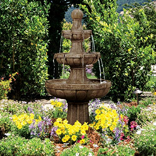 "Napa Valley 45"" Outdoor Water Fountain - Bond"