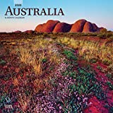 Australia 2020 12 x 12 Inch Monthly Square Wall Calendar, Scenic Nature Wilderness