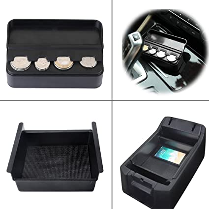 For Toyota Center Console Organizer Tray Armrest Storage U0026 Coin Case For  4Runner 2010 2014