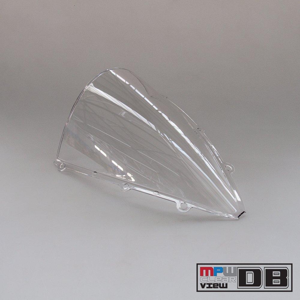 Aprilia RSV4 09-14 MPW Double /écran /à bulles Clair