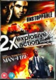 DVD : Unstoppable/ Man on Fire Double Pack [DVD] [2004]