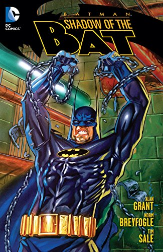 Batman: Shadow of the Bat Vol. 1 -