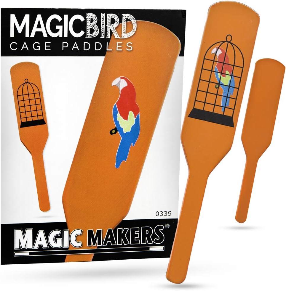 Raquette perroquet Birdcage Paddle