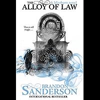 The Alloy of Law: A Mistborn Novel (English Edition)