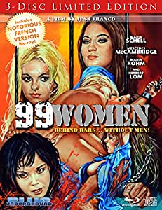 99 WOMEN (3-Disc Combo Limited Edition) [Blu-ray]