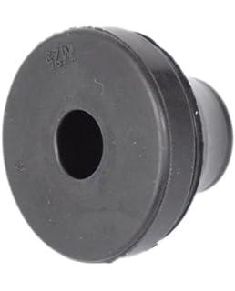 Kabeldurchführung Gummitülle Kabelverschraubung Kabeltülle PG16 schwarz 10 Stück