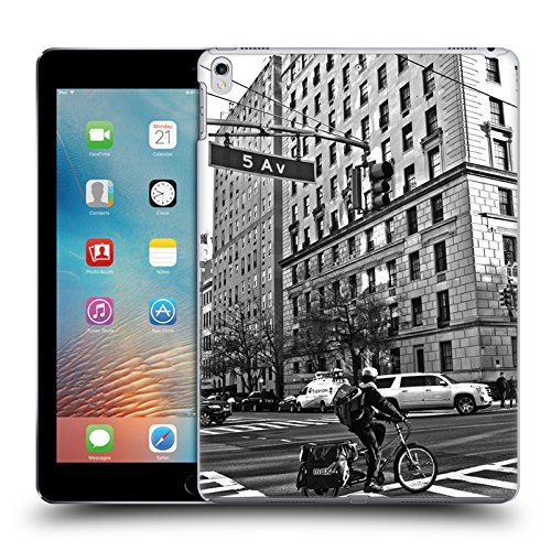 Official Haroulita 5th Avenue, NY Places 2 Hard Back Case for Apple iPad Pro 10.5 - Ave Place 5th