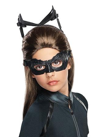 Amazon.com Batman The Dark Knight Rises Catwoman Wig Child Size Toys u0026 Games  sc 1 st  Amazon.com & Amazon.com: Batman: The Dark Knight Rises: Catwoman Wig Child Size ...