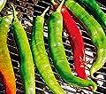 Italian Roaster II F1 Hybrid Hot Pepper Seeds (25 Seeds)
