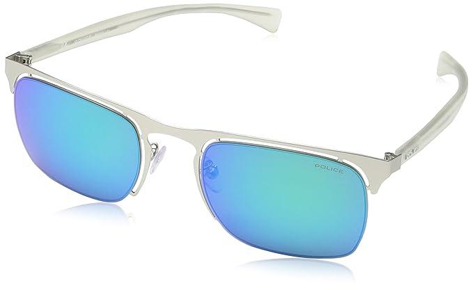 Amazon.com: Police anteojos de sol S8961 Offside 4581 V ...