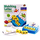 Alphabet Letter Word Match and Spell Board Games for Kids Toddle Preschoolers Learning Great