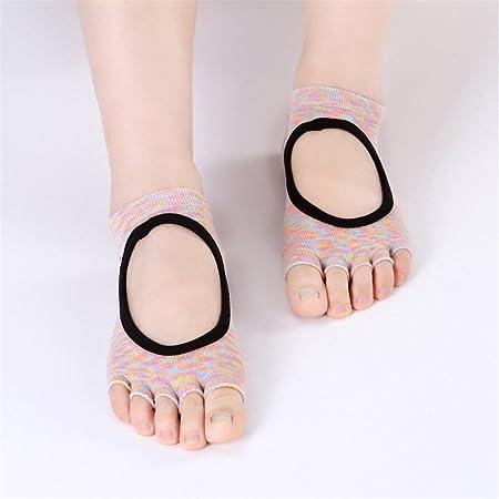 Calcetines de Yoga Antideslizantes Calcetines de Yoga ...