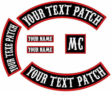 """Motorcycle Vest Patch Free shipping. Support your VETERANS 4/"""" X 4/"""""""