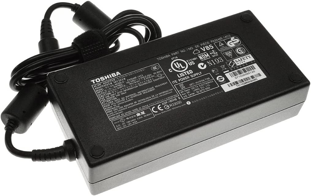 Toshiba PA3546E-1AC3 AC adapter 180 Watt - 4 PIN original