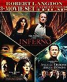 Robert Langdon 3-Movie Set (The Da Vinci Code / Angels & Demons / Inferno)