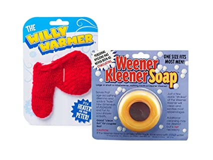 Heater For your Peter Willy Warmer Sock And Weener Weiner Cleaner Soap