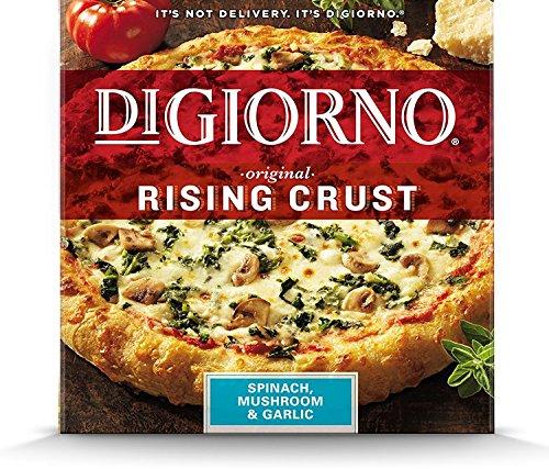 (DiGiorno, Original Rising Crust, Spinach, Mushroom & Garlic, 30.3 oz. (12 count))