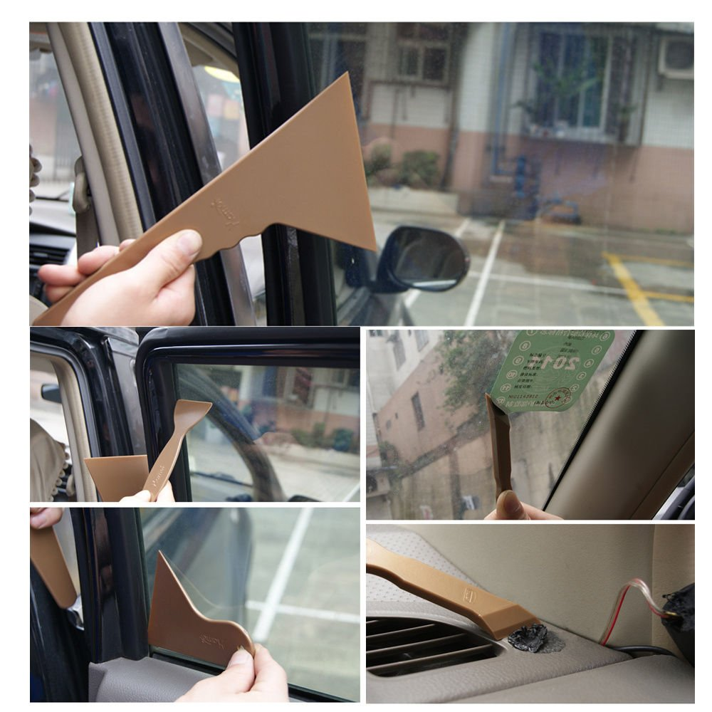 Car Exterior/Interior Door Dashboard Audio Stereo Dash Panel Remove Refit Tools by new (Image #7)