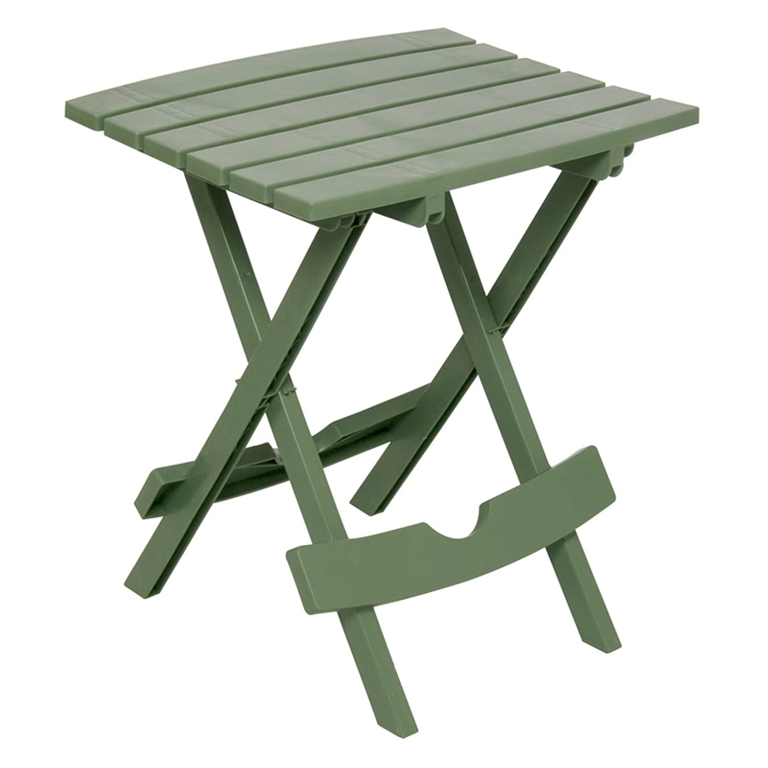 Amazon Quik Fold Side Table Color Desert Clay Patio Side