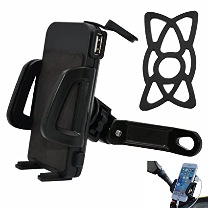 Amazon.com: procymd impermeable 2 en 1 12 V a 24 V Moto ...