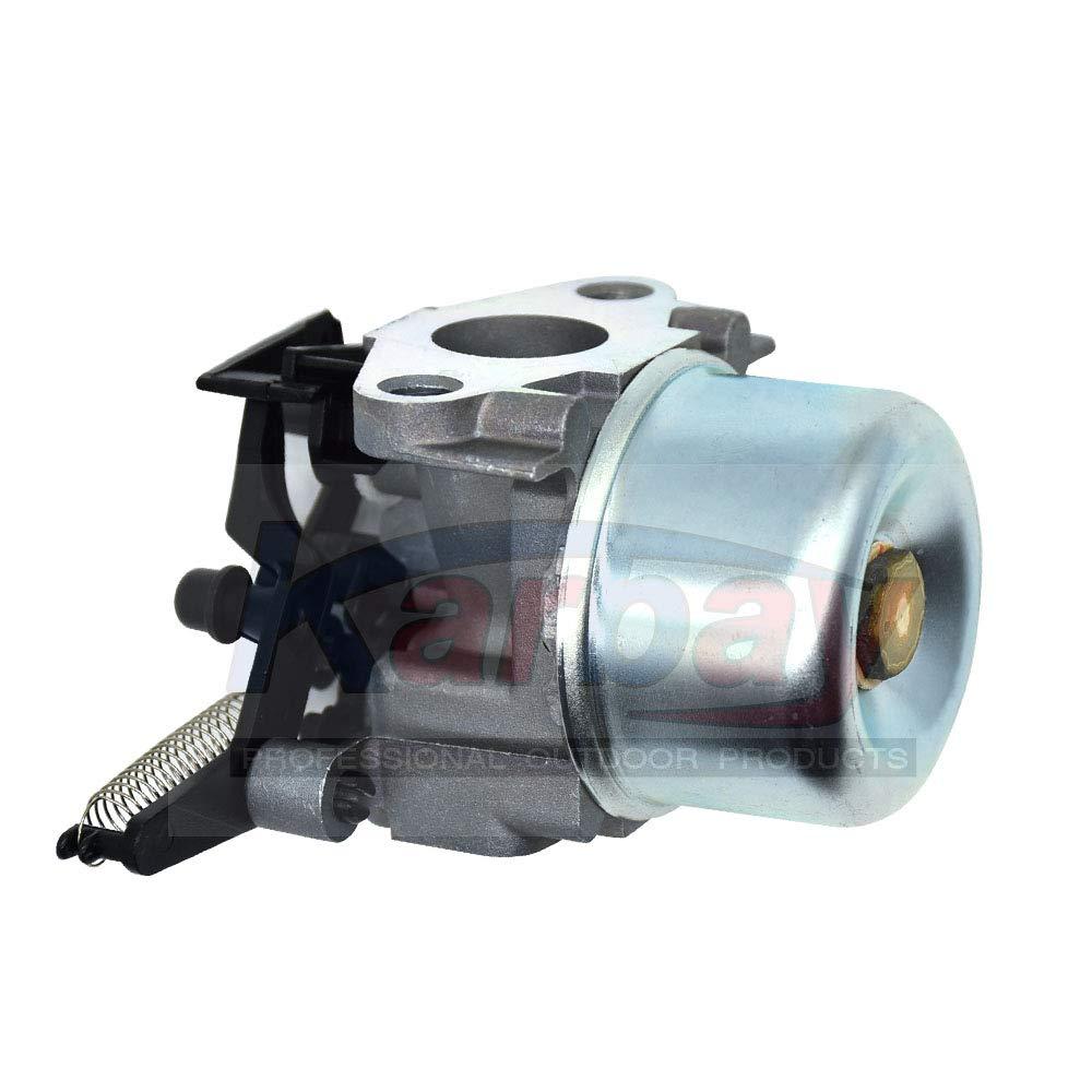 Karbay Carburetor for Briggs /& Stratton 594287 799248 Thermostat Choke Carb