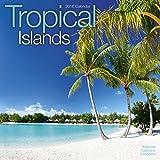 Tropical Islands Calendar - 2016 Wall Calendars - Sunset Calendar - Photo Calendar - Monthly Wall Calendar by Avonside