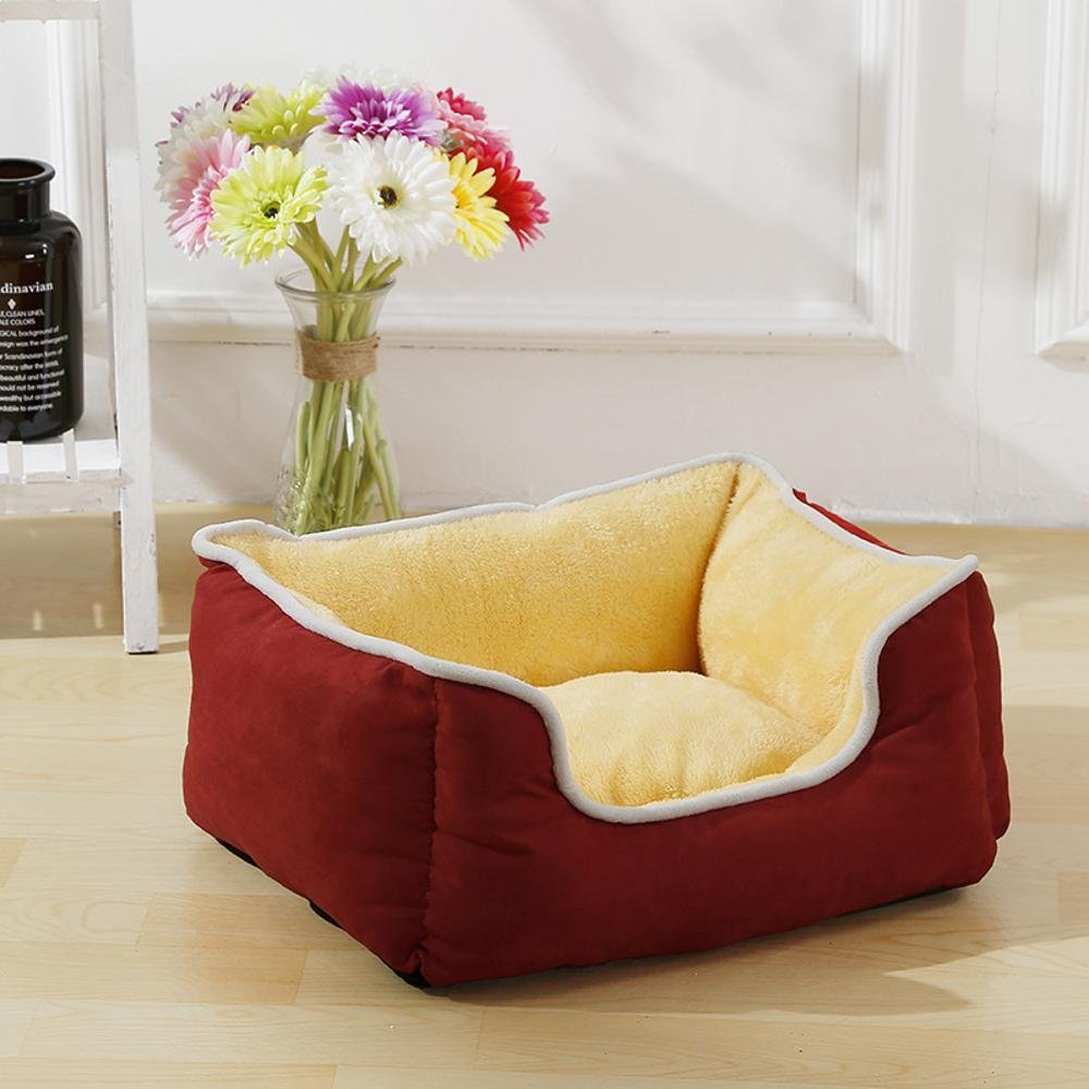 Kaxima Pet Bed for Pet Litter Cushion can be Washable Four Seasons Available